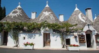 Ostuni, Alberobello and Polignano Independent Tour